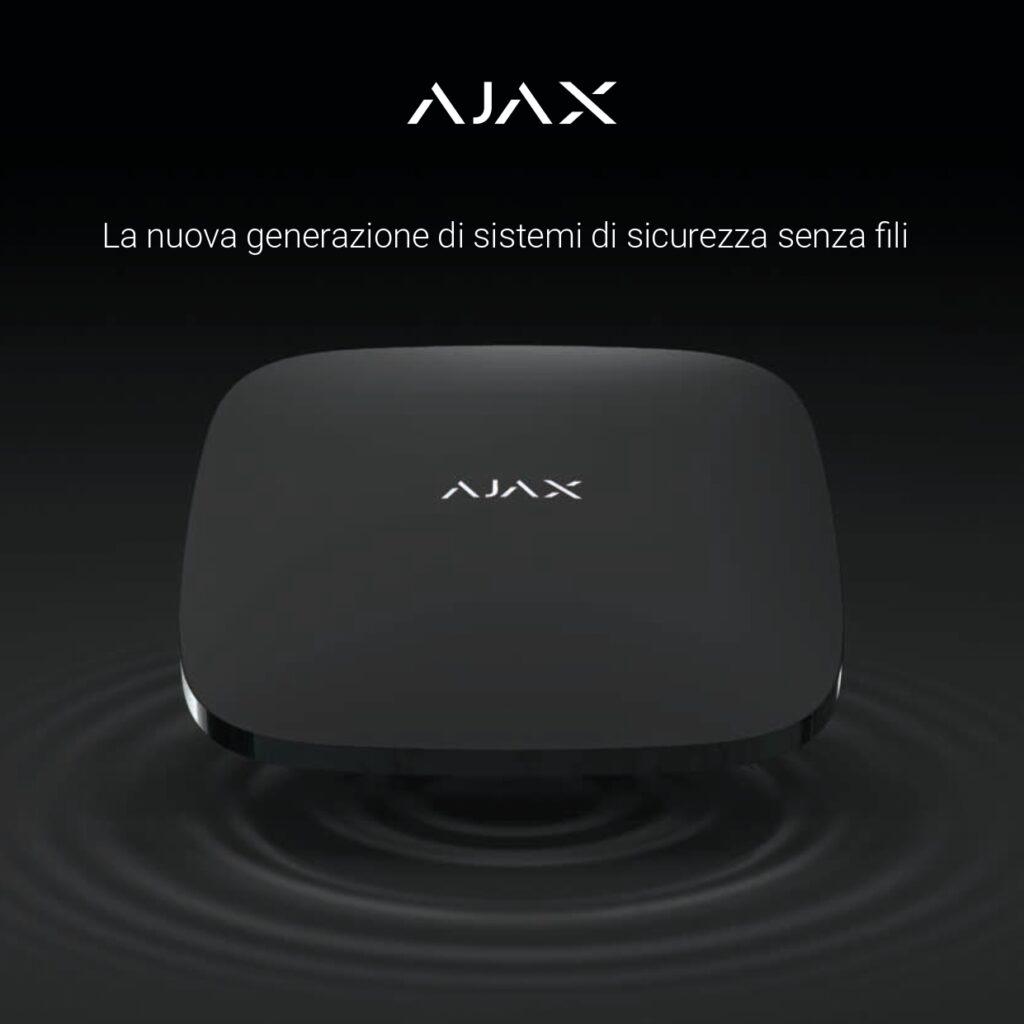 Brochure Ajax