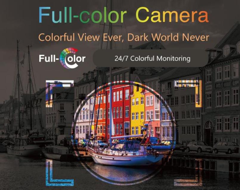 Telecamere full color