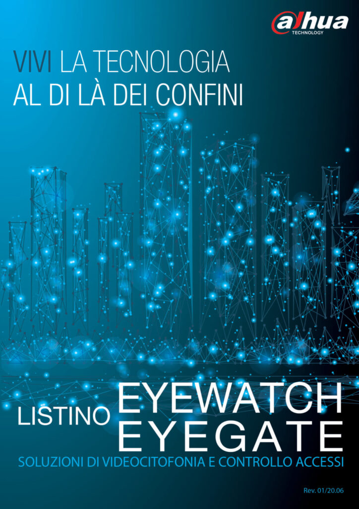 listino eyewatch / eyegate