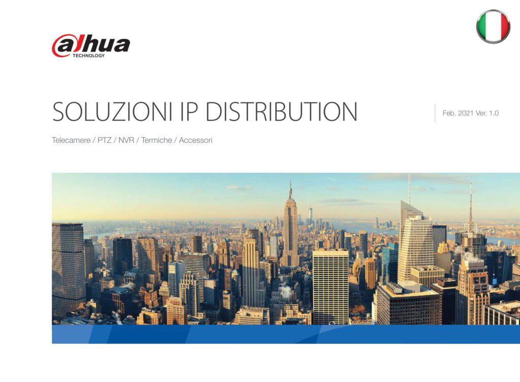 listino ip distribution dahua