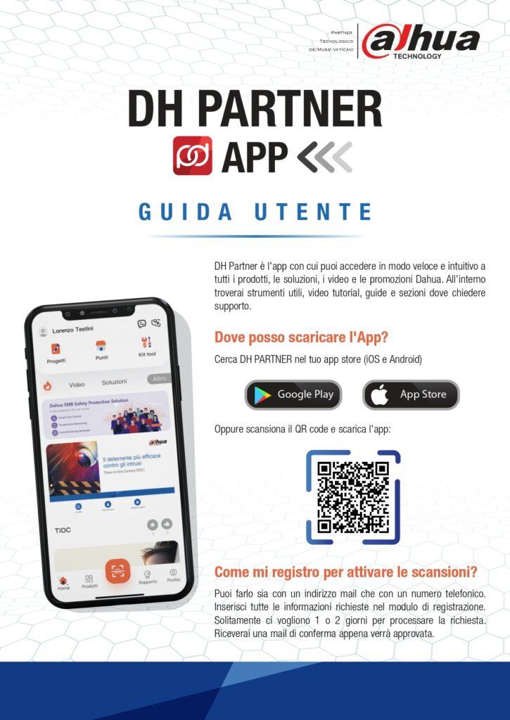 Guida utente dahua app